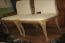 произведена замена обивки мебели