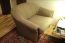 Ясная поляна: кресло после перетяжки