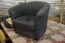 Так выглядит кресло после перетяжки