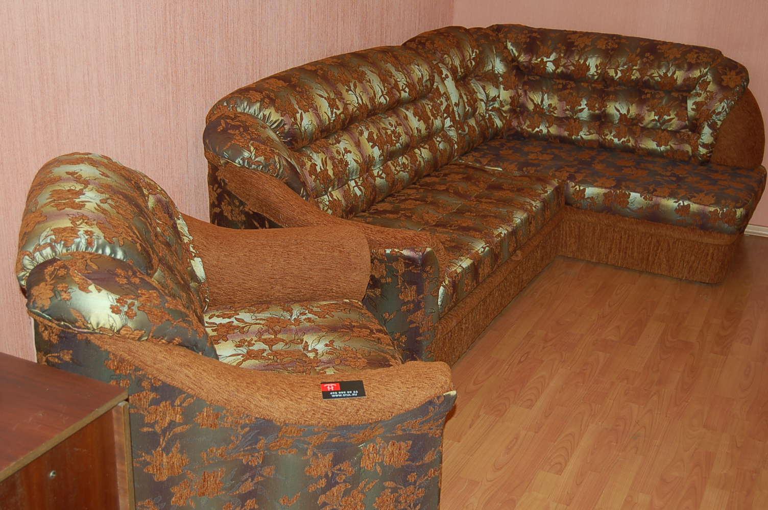 Перетяжка мебели своими руками на дому - это просто 46
