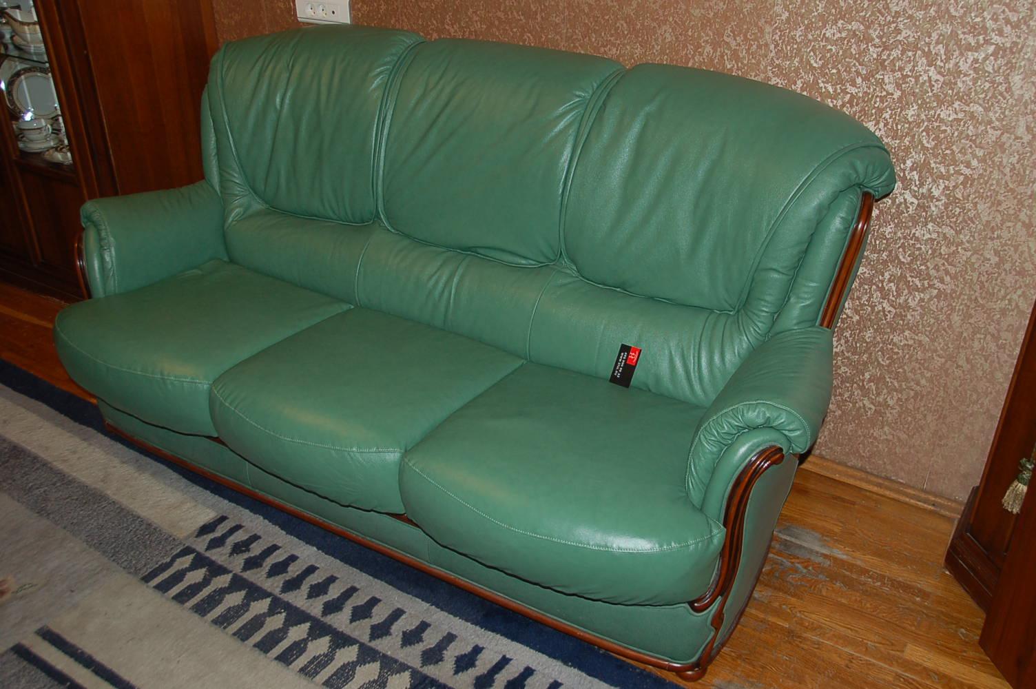 Перетяжка дивана своими руками 37