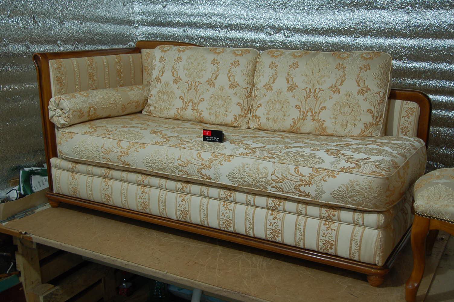 Мебель обшивка своими руками фото