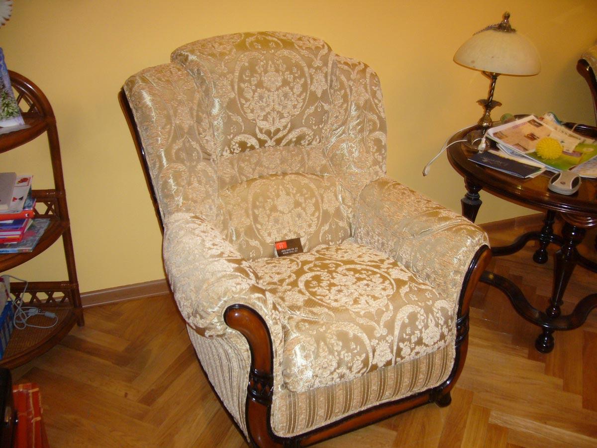 обивать мебель своими руками