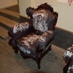 Перетяжка мягкой мебели - Милицейский