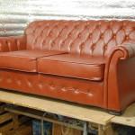 Обивка мягкой мебели на дому Обухово