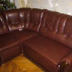 Перетяжка мягкой мебели в Новорублево