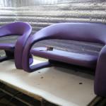 Перетяжка диванов с выездом мастера в Новоивановское