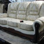 Новобутаково - обивка мягкой мебели с выездом мастера на дом