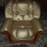 Перетяжка мягкой мебели в Монино