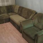 Перетяжка и ремонт диванов в Московской области