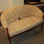 Реставрация мягкой мебели в Липках