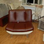 Перетяжка мягкой мебели в Кратово