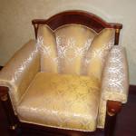 Обшивка и реставрация мягкой мебели в Красноармейске