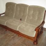Перетяжка диванов в Можайске