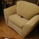 реставрация мягкой мебели - Вешки