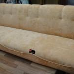 Перетяжка мягкой мебели Бутово