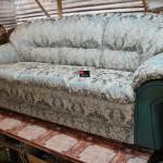 Перетяжка мягкой мебели Барвиха