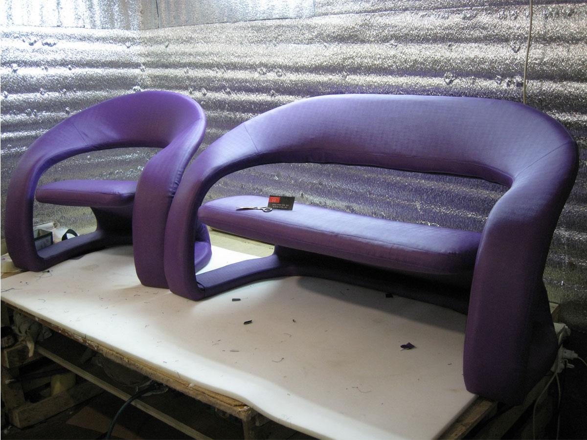 Виды диванов в Москве