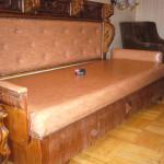 Сычево - обшивка диванов