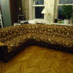 Толстопальцево - обивка диванов