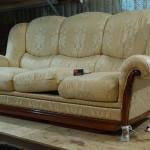 ПГТ Томилино в МО - обшивка мягкой мебели