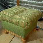 Перетяжка мебели - Уваровка
