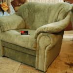 Удельная - перетяжка мебели