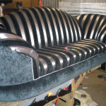 Удельная - перетяжка диванов