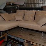 Обивка мягкой мебели в Хорлово
