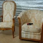 Шаховская - Обивка мягкой мебели