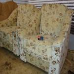 Ремонт и реставрация мягкой мебели в Щелково