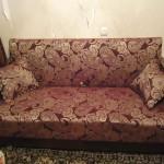 Перетяжка мягкой мебели - Яхрома