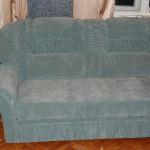 Перетяжка диванов - Цюрупы