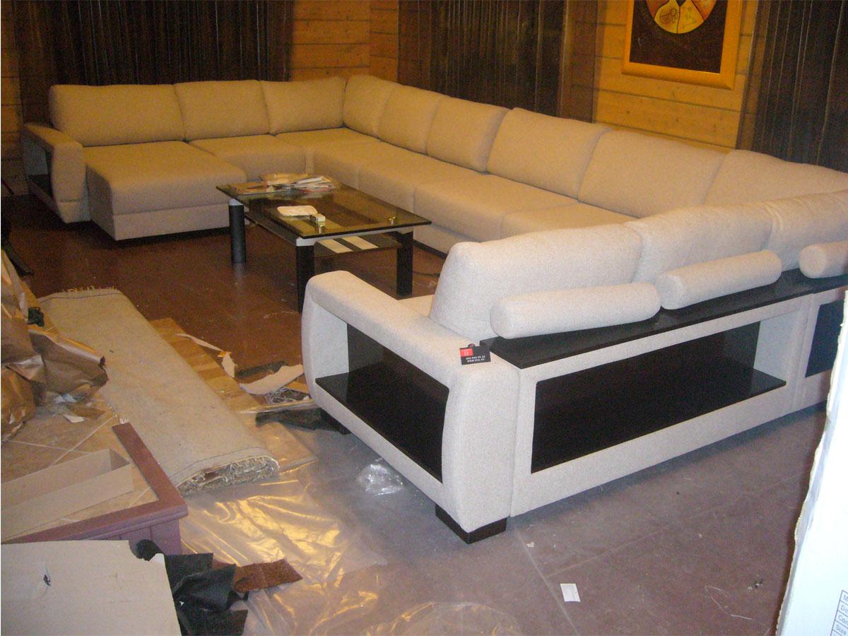 Как обтянуть мебель