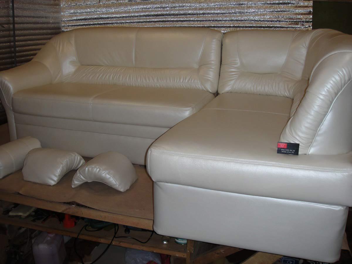 Обшить экокожей диван своими руками 78