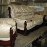 Город Кунцево - перетяжка мягкой мебели