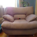 Реутов - ремонт мягкой мебели