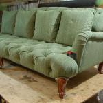 Перетяжка диванов в Решетниково