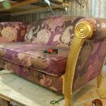 Родники - реставрация мягкой мебели