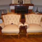 Рожки - обшивка мебели