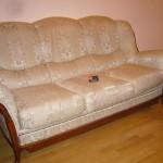 Перетяжка диванов в Серпухове
