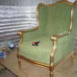 реставрация кресел в Пушкино