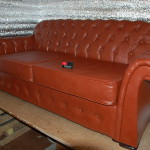 Перетяжка диванов в ПГТ Старая