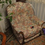 Перетяжка мягкой мебели - Дмитров