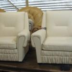 Обивка мягкой мебели Загорянский