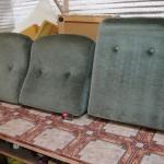 Обивка мягкой мебели с выездом по Москве и области