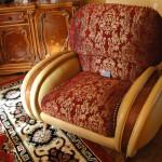МО Московский - перетяжка и реставрация мягкой мебели