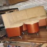 ПГТ Икша - реставрация мягкой мебели в МО