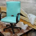 Обивка мягкой мебели в Мытищи