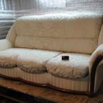 Перервинский бульвар - обивка диванов